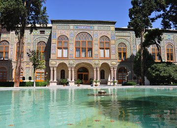Come One, Come All Tour of 'Old Tehran'