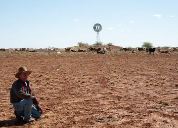 Tourism Plan for Drought-Stricken Outback