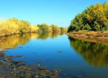 Regional Rivers to Feed Lake Urmia