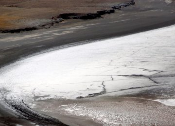 Lake Urmia Ecological Recovery Not Possible