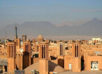 Yazd Will be Nominated for UNESCO Status