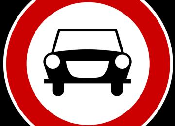 Car Ban  on Hengam