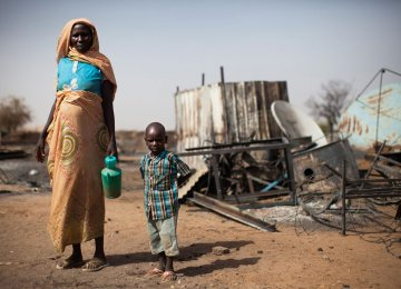 African Poverty Projected to Slump