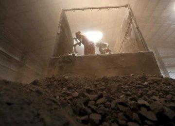 India's Coal Imports Slump