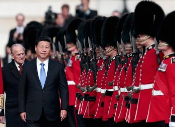 China's Xi Brings $46b in Deals to UK