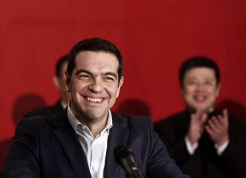 Greece's Tsipras Wins Austerity Vote