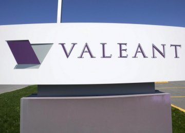 Strong Sales  Help Valeant  Top Estimates