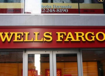 Wells Fargo's Earnings Up