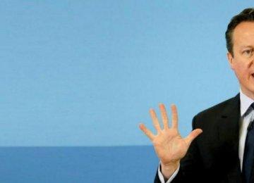UK Businesses Urge Cameron to Cement Economic Future