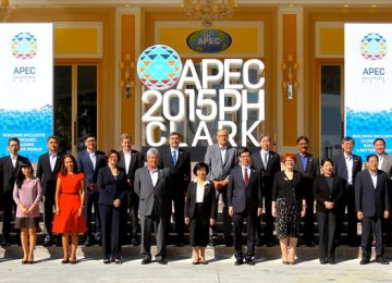 APEC Needs Development Agenda