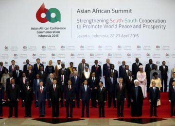 Asian, African Nations Challenge 'Obsolete' World Order