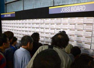 Australia Unemployment Falling