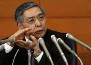 BOJ  Maintains Record Stimulus