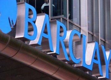 Barclays Fined $109m