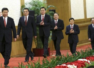 Beijing to Keep Growth in Check