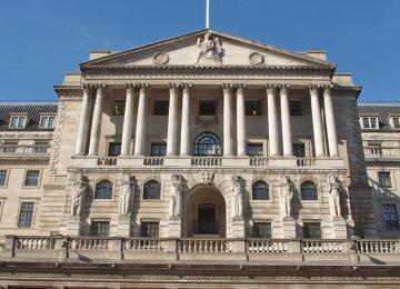 BoE Considering Rate Increase