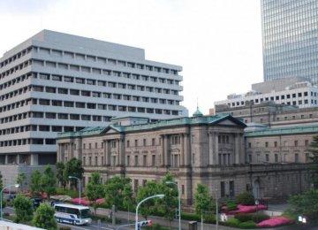 BoJ Holds Fire on Stimulus