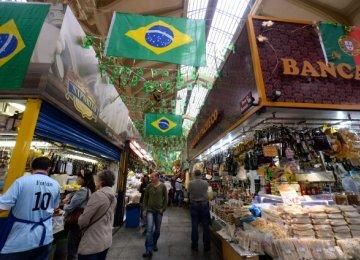 Brazil Outlook Slides Further
