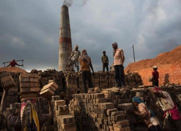 Brick Business Booms in Nepal