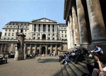 CBs Lose Bond-Market Credibility