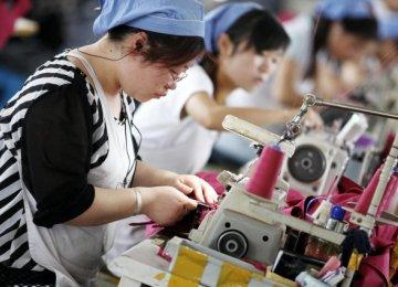 China Growth at 6-Year Low