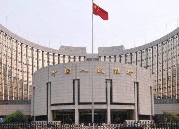 China Lending Up