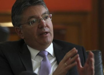 Colombia GDP Grows