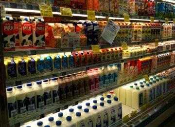 Global Dairy Price Collapse Affecting NZ Growth