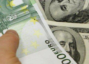 Dollar Rises Against Euro
