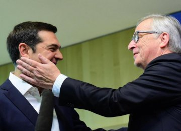 EU Summit Cancelled, Greece Talks Continue