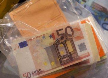 Fake Euros Flood Market