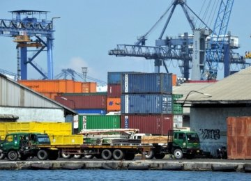 First Thai Trade Surplus in 5 Years