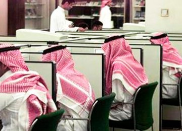 Foreigners Buy More Saudi Shares