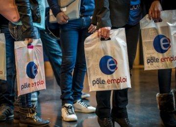 France Slow in Job Market Thrust