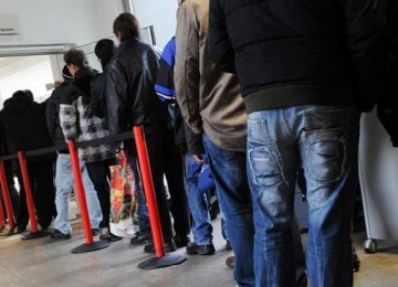 French Labor Market in Trouble