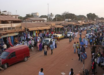 Gambia Faces Serious Risks