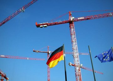 German Business Confidence Jumps