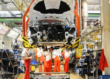 Hungary Industrial Output Slows