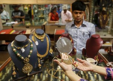 India to Ban 24-Carat Gold Jewelry