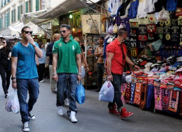 Italy Business Confidence Soars