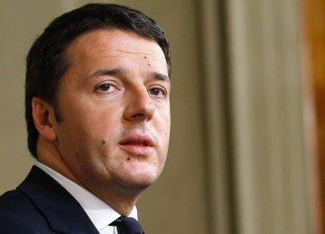Italy Facing Setbacks
