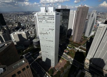 Japan to Cut Corporate Tax