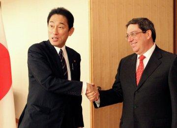 Japan Seeks Deeper Economic Ties With Cuba