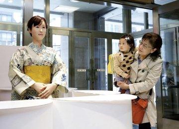 Japan Unleashes aRobot Revolution