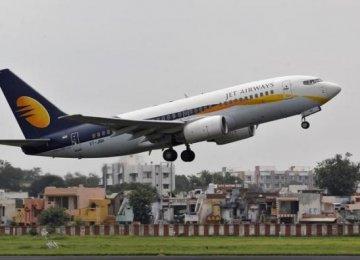 Jet Airways Profits Rise