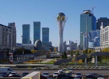 Kazakhstan to Spur Sluggish Growth