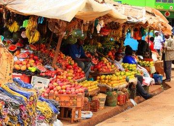 Kenya Growth Downgraded