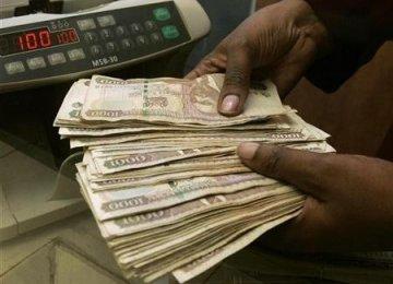 Kenya Shilling Overvalued?