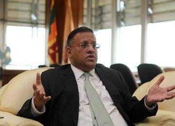 Lanka Key Rates Unchanged