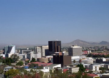 Namibia Growth at Risk